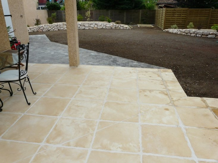 Pose carrelage sol exterieur 28 images pose de for Carrelage exterieur terrasse