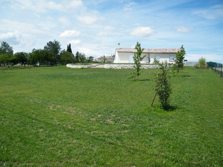Plantation d 39 arbustes et d 39 arbres et fleurissement paysagiste toulouse les jardins du sud - Plantation d arbres synonyme ...