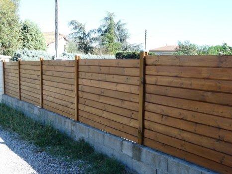 Pose de clôture Toulouse - Paysagiste Toulouse - Les ...